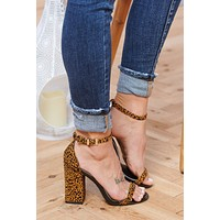Far Away Heels (Camel/Black/Leopard)