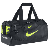 Nike Team Training Max Air Graphic (Small) Duffel Bag (Black)