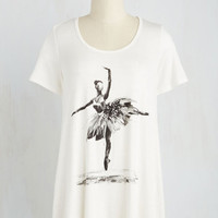 Fairytale Long Short Sleeves A Pose By Any Other Name Top