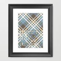 Don't Look At Me Framed Art Print by Emilio Bello