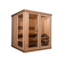 Grayson Fir 4 Person Traditional Steam Sauna