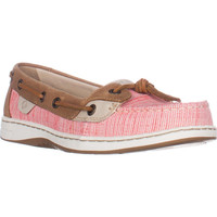 Sperry Top-Sider Dunefish Boat Shoes, Coral, 8 US / 39 EU