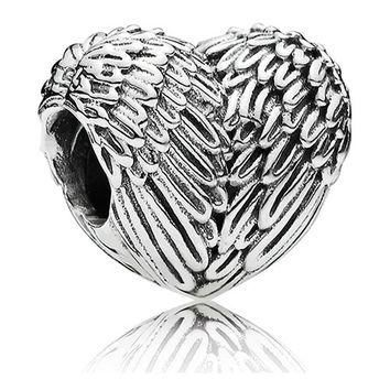 Authentic Pandora Jewelry - Angelic Feathers