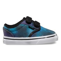 Vans Toddlers Atwood V (Galaxy black/white)