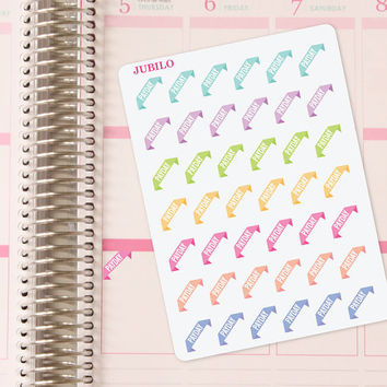 Planner Stickers PayDay Corners