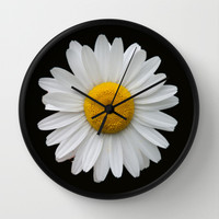 Plain and Simple Wall Clock by catspaws