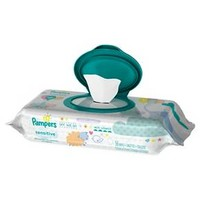 Pampers Baby Wipes Sensitive - 56 Count : Target