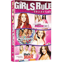 Walmart: Girls Rule Collection: Mean Girls / Clueless / She's The Man (Widescreen)