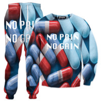 No Pain No Gain Tracksuit