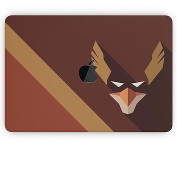 Comic Series / Dark Super Hero Wars 3 - Apple MacBook Pro, Pro with Touch Bar or Air Skin Decal Kit (All Versions Available)