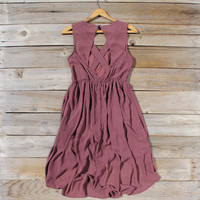 Fall in Vancouver Dress