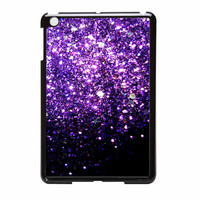Purple Sparkly iPad Mini 2 Case