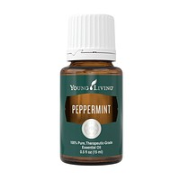 Young Living Peppermint Essential Oil - 15 Milliliters