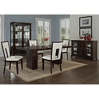 Paso White Dining Room Chair | Furniture.com