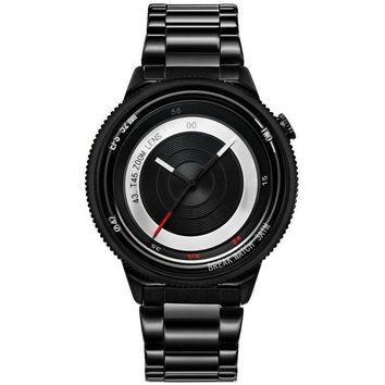 Photography Inspired WristWatch