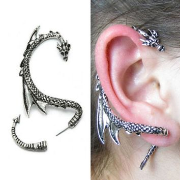 The Dragon Listener Earring