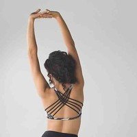free to be bra *wild | women's bras | lululemon athletica