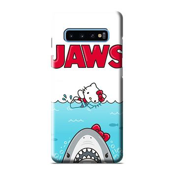 JAWS HELLO KITTY Samsung Galaxy 3D Case Cover