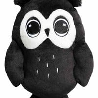Soft toy - Anthracite grey/Owl - Home All | H&M GB