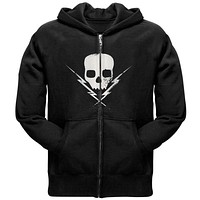 Death By Stereo - Death For Life Zip Hoodie