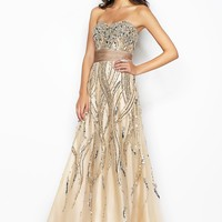 Blush Prom Dresses and Evening Gowns Blush Style 9567