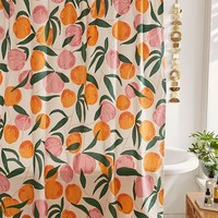 Allover Fruits Shower Curtain | Urban Outfitters