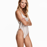 Swimsuit High Leg - from H&M
