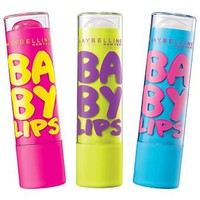 Target : Maybelline Baby Lips Lipbalm Collection : Image Zoom