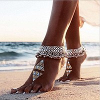Gypsy Anklet Set