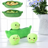 Peas in a Pod Plush Toy