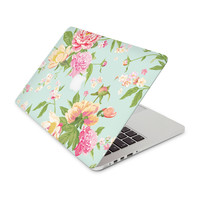 Classic Floral Clusters Skin for the Apple MacBook