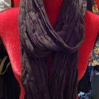 Olive Green Scarf from Vintage Feel