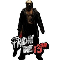 Friday the 13th Jason Magnet, Horror Movies by NMR Calendars