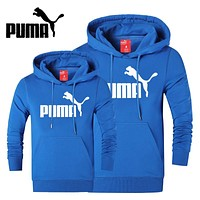 Trendsetter PUMA Women Men Lover Top Sweater Hoodie
