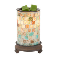Sea Glass Wax Warmer