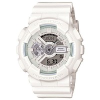 Casio Mens G-Shock - White Case & Strap - 200m - Magnetic Resistant