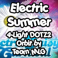 Electric Summer DOTZ2 Orbit