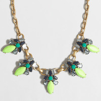 FACTORY NEON STONE JEWEL NECKLACE