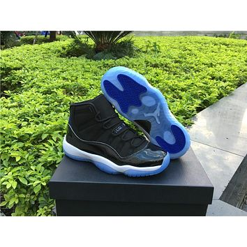 Air Jordan Retro 11 Space Jam 45 Basketball Shoes Men Women 11s Space Jam With Number 45 Sports Sneakers High Quality With Shoes Box