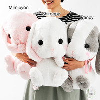 Pote Usa Loppy Girly Plushies (Big)