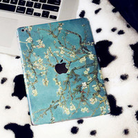 flower ipad sticker Decal for Ipad Stickers ipad skin ipad cover Macbook Decals Apple Decal