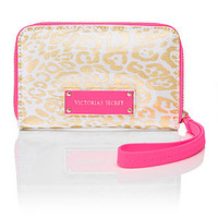 Gold Leopard iPhone® Clutch - Victoria's Secret - Victoria's Secret