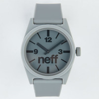 Neff Daily Watch Grey One Size For Men 19878811501
