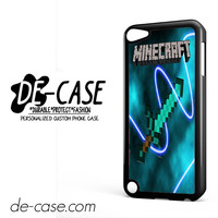 Minecraft Sword For Ipod 5 Ipod Touch 5 Case Phone Case Gift Present YO