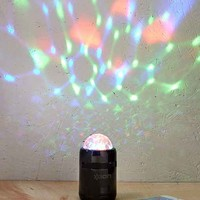 Ion Party Starter Portable Light Show Bluetooth Speaker