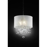 Ceiling lamp in white