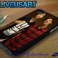 Nash Grier and Cameron Dallas Case for iphone 4/4s, iphone 5/5s/5c, Samsung Galaxy S3/S4