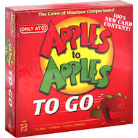 Apples to Apples To Go Card Game