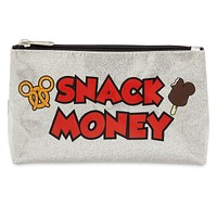 Disney Parks Mickey Snacks Money Pouch New with Tags