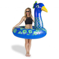 Pool Float - Peacock